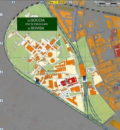 Planimetria Parco la Goccia