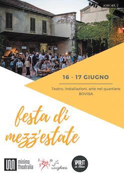 Volantino festa Bovisa 16-17 giugno 2018