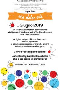 Volantino Via dolce via A4_2019